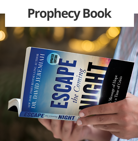 Prophecy Book - Escape the Coming Night, by Dr. David Jeremiah