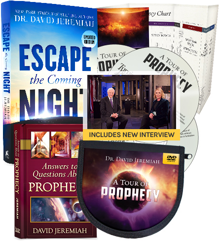 A Tour of Prophecy DVD Set