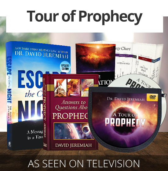 Tour of Prophecy Set, As Seen on Television