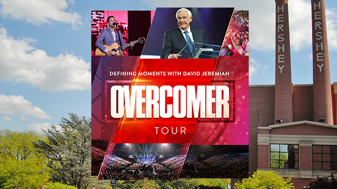 Overcomer Tour in Hershey, PA