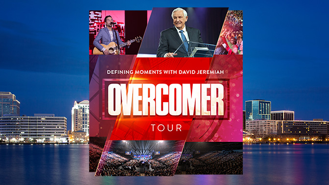 Overcomer Tour in Norfolk, Virginia