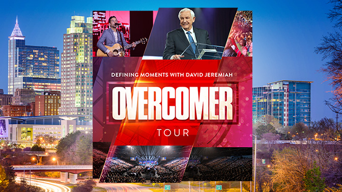 Overcomer Tour in Raleigh, NC