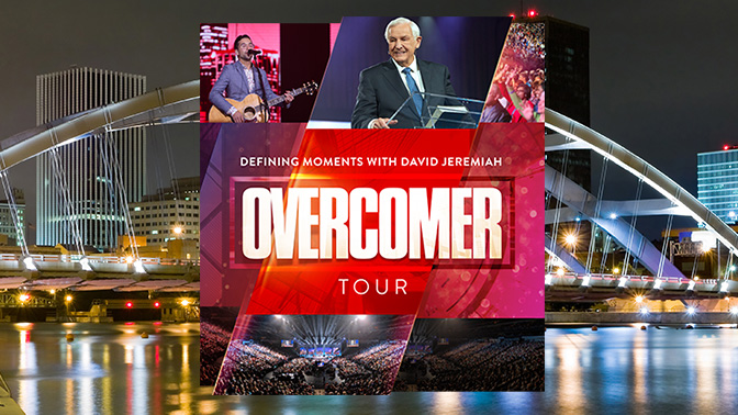 Overcomer Tour in Rochester, NY