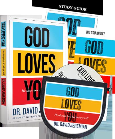 God Loves You CD Set