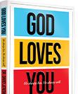 Request Your God Loves You Book with a gift of any amount
