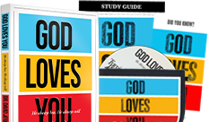 Request Your God Loves You CD Set with a gift of $60 or more