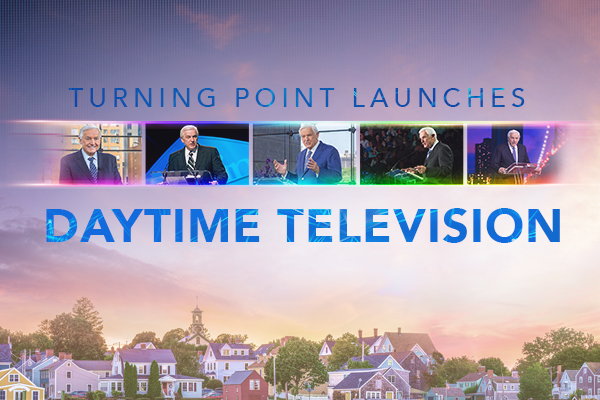 Turning Point Launches Daytime Television
