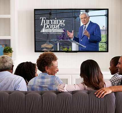 Signs on Turning Point Television