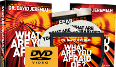 Request Your What Are You Afraid Of? DVD Set with a gift of $60 or More