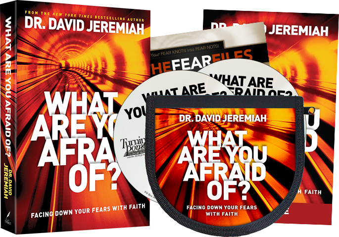 What Are You Afraid of DVD Set