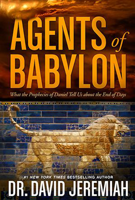 Agents of Babylon (hardcover book)