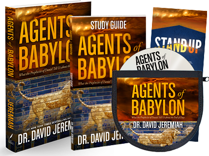 Agents of Babylon CD or DVD Set