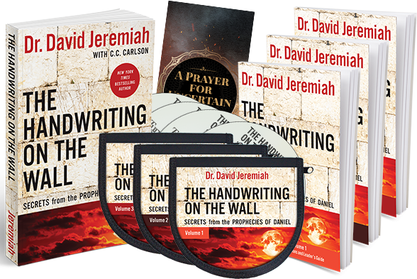 Uncover Secrets From the Prophecies of Daniel - The Handwriting on the Wall