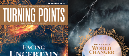 Turning Point's Magazine & Devotional
