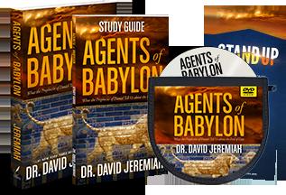Agents of Babylon CD or DVD Set