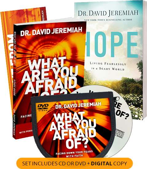 Hope: Living Fearlessly in a Scary World Set