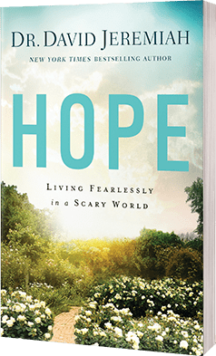 Living Fearlessly in a Scary World