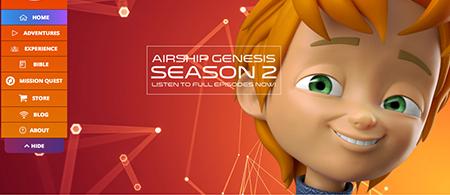 Airship Genesis - The Legendary Bible Adventure