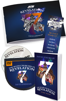 The Seven Churches of Revelation DVD set