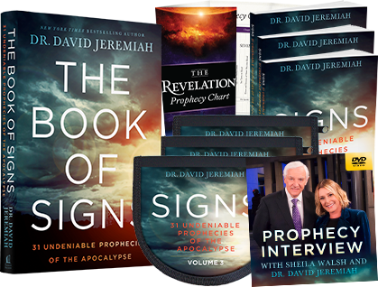 Signs Signature Prophecy Set