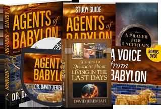 Agents of Babylon CD Set