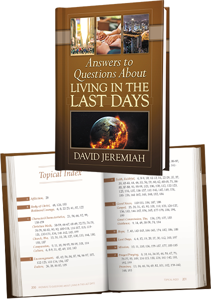 Answers to Questions About Living in the Last Days