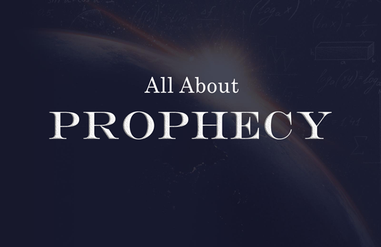 Gain wisdom and insight on God's prophecy during these uncertain times