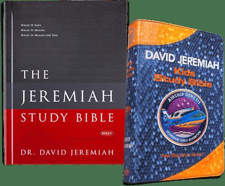 Jeremiah Study Bible Store