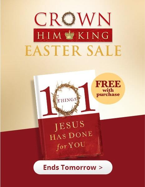 Easter Sale Ends Tomorrow