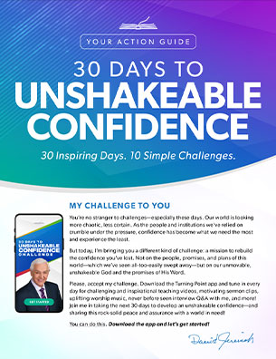 Action Guide: 30 Days to Unshakeable Confidence