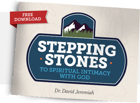 Stepping Stones to Spiritual Intimacy with God