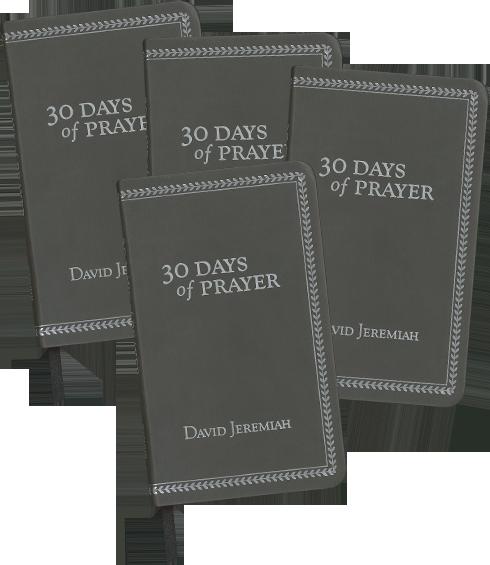 30 Days of Prayer - 4 Pack