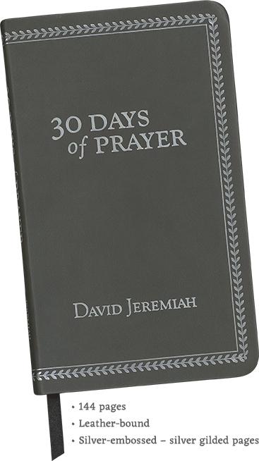 30 Days of Prayer - Prayer Book