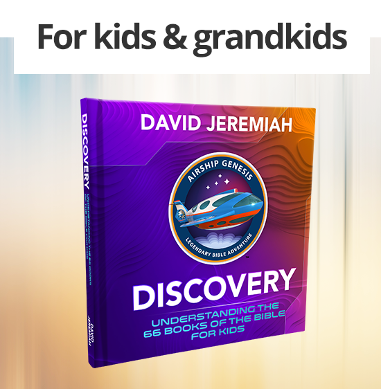For kids & grandkids - Discovery: Understanding the 66 Books of the Bible