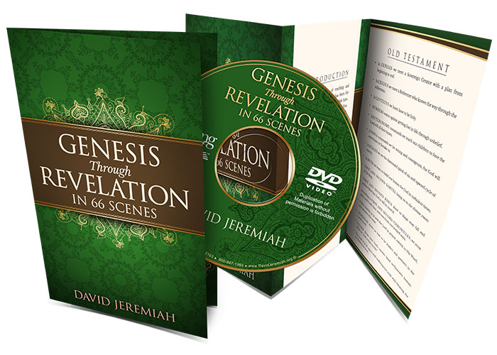 Genesis Through Revelation in 66 Scenes