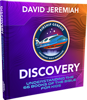 Request one copy of Discovery with your gift of any amount