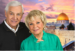 Tour the Holy Land with David Jeremiah!