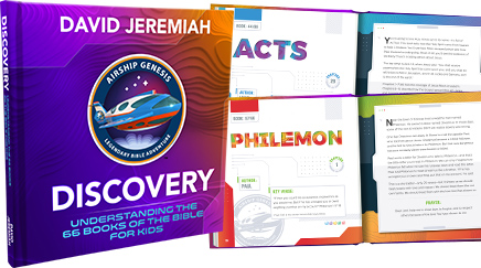Discovery: Understanding the 66 Books of the Bible for Kids