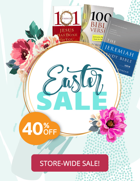 Easter Sale 40% off Store-Wide Sale!