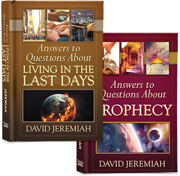 Dr. Jeremiah's Q&A Duo on Prophecy