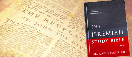 Dig into Revelation with Dr. Jeremiah's personal study notes - Maximize your study of prophecy