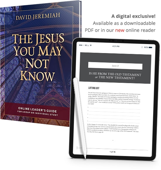 The Jesus You May Not Know Online Leader's Guide