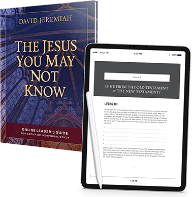 FREE Online Leader's Guide - The Jesus You May Not Know