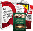 Questions & Answers Set, $75