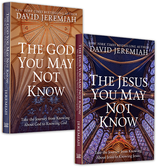 The God/Jesus You May Not Know Books
