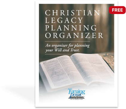 Christian Legacy Planning Organizer