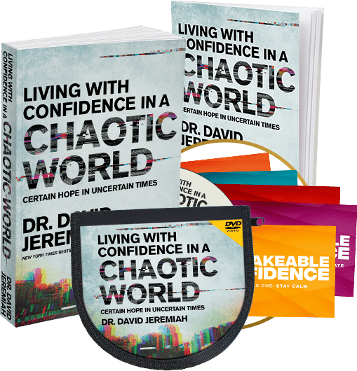 Living With Confidence in a Chaotic World Set