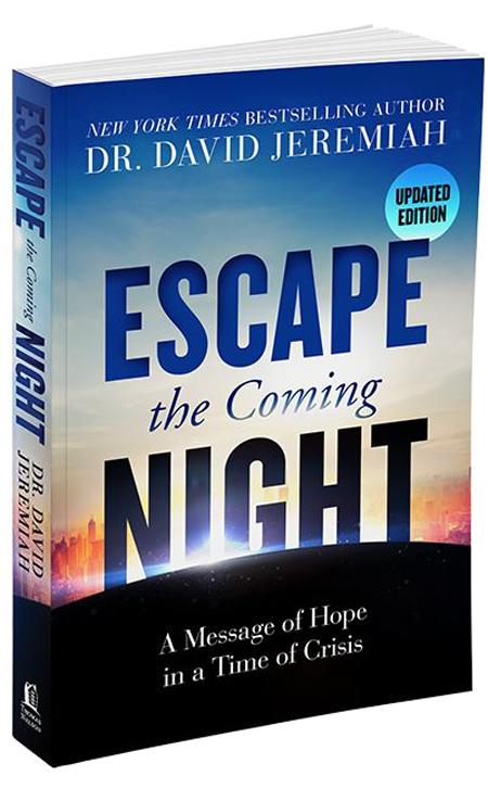 Escape the Coming Night (softcover book)