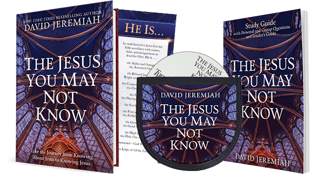 The Jesus You May Not Know Study Set