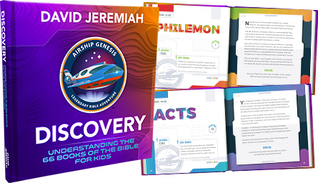 Discovery: Understanding the 66 Books of the Bible for Kids!